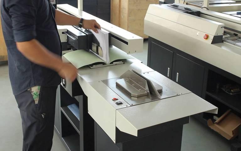 Book Binding service - MilanPOD
