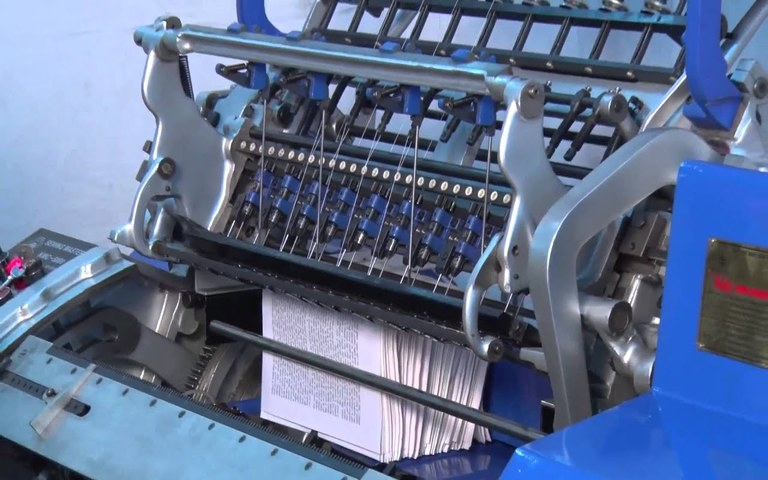 Book Sewing Service - MilanPOD