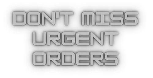 urgent orders POD